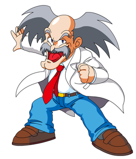 Dr. Wily, MM10
